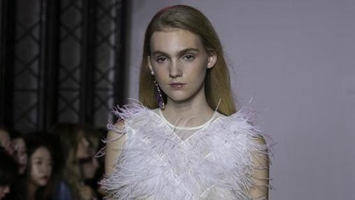 In pics: Huishan Zhang Show during London Fashion Week