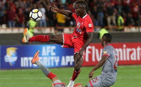 Persepolis beats Al Duhail 3-1 at AFC Asian cup