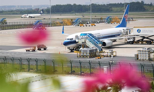 Xinhua Headlines: Belt & Road flies high with air wings