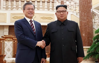 Leaders of S.Korea, DPRK have face-to-face talks in Pyongyang