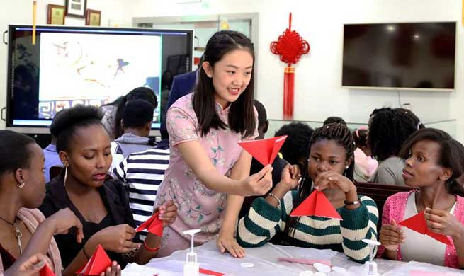 Confucius Institutes in Africa celebrate upcoming Mid-Autumn Festival
