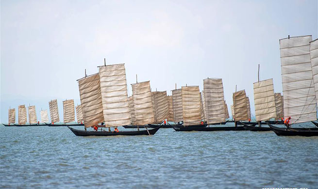 Dianchi Lake in China's Yunnan enters fishing season