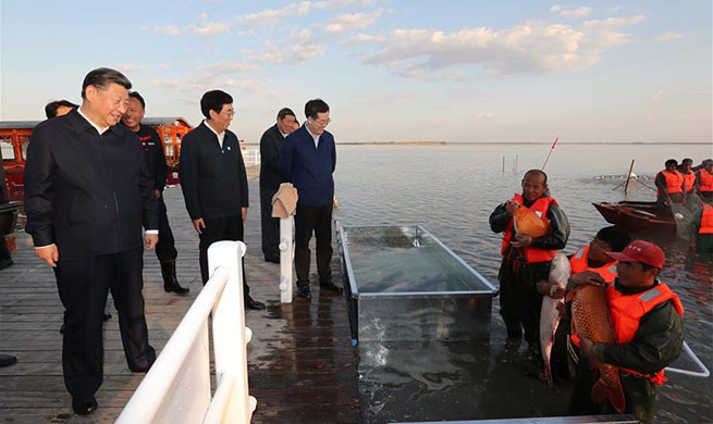 President Xi Jinping inspects Jilin