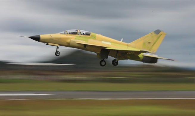 China's FTC-2000G versatile aircraft conducts maiden flight