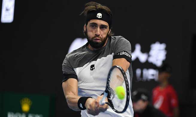 Nikoloz Basilashvili into China Open men's singles final