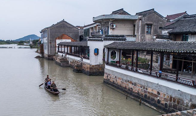 Huzhou gov't increases efforts in conservation of ancient residences