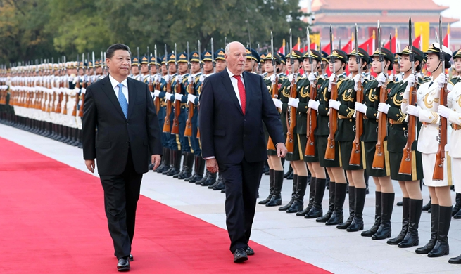China, Norway vow to write new chapter in bilateral ties