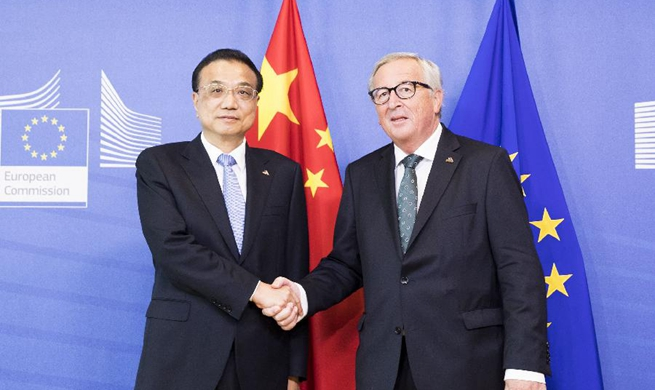 Li calls on China, EU to safeguard multilateralism, free trade system