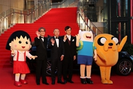 In pics: red carpet of 31st Tokyo Int'l Film Festival