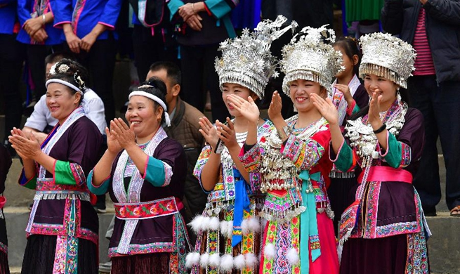 China's Guangxi holds food culture fair to celebrate autumn harvest