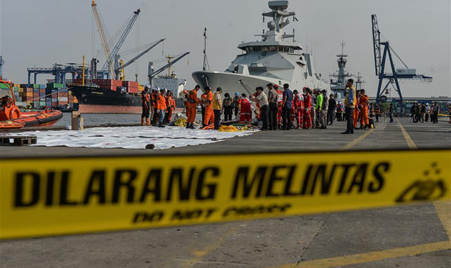 All 189 people onboard Indonesia's crashed plane may have died: search and rescue agency