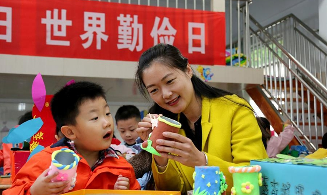 China marks World Savings Day