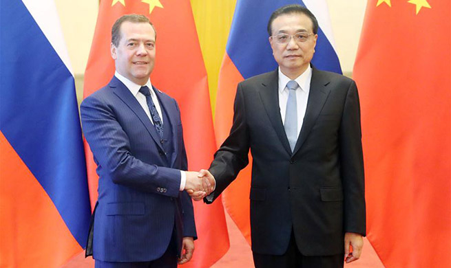China, Russia eye enhanced mutual trust, economic ties