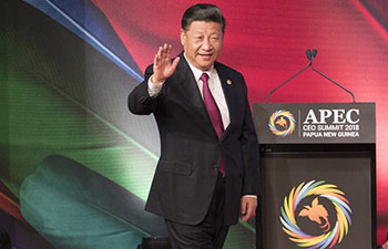 Spotlight: Xi calls for inclusive, rule-based world economy at APEC meeting