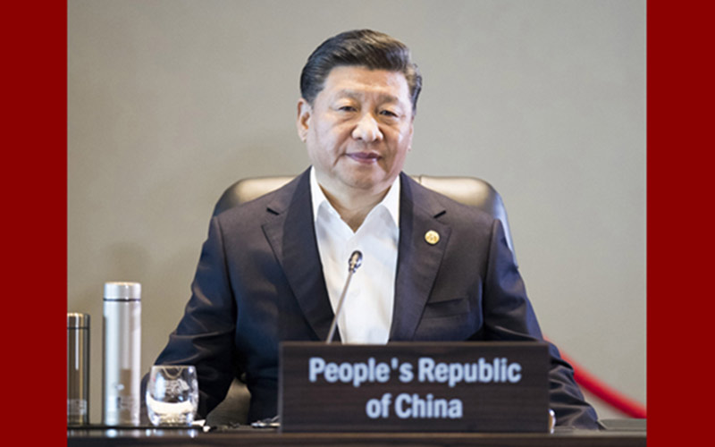 Full text of Xi's remarks at 26th APEC Economic Leaders' Meeting