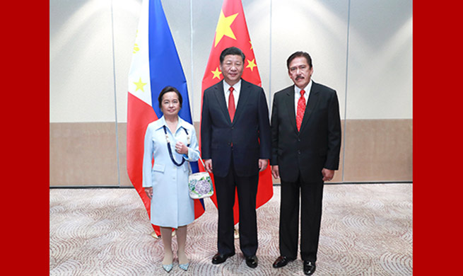 China, Philippines agree to step up legislative exchanges
