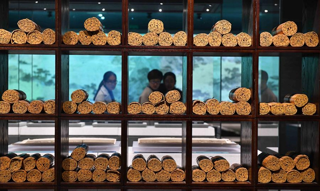 Xinhua Headlines: Confucius family's secret legacy comes to light