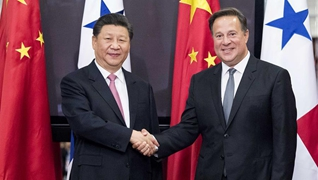 China, Panama agree to further promote ties