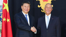 China, Portugal agree to seek more cooperation progress