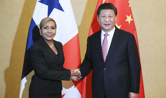 Xi calls for broader China-Panama legislative exchanges