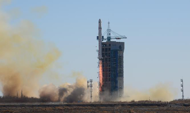 China launches two satellites for Saudi Arabia