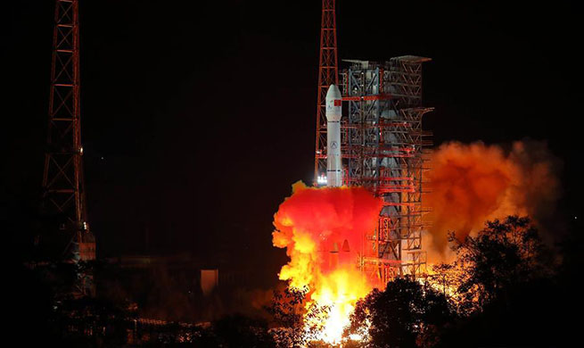 China launches Chang'e-4 lunar probe