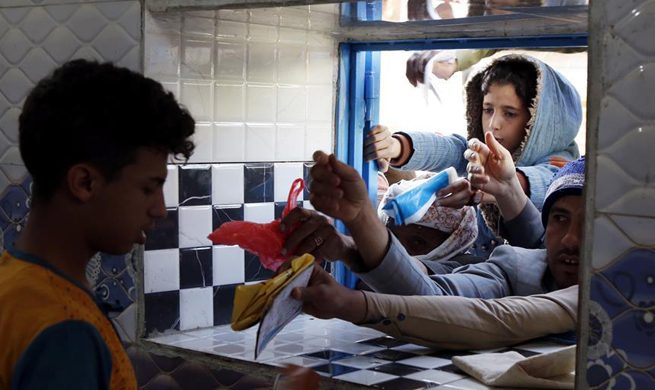 Feature: 1 meal per day for children, Yemenis expecting end of war