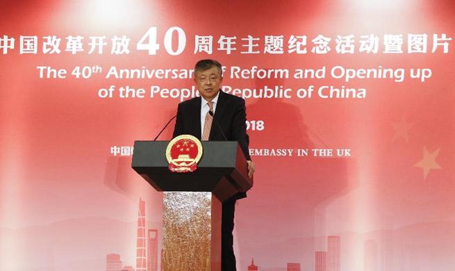 British scholars hail achievement of China's reform, opening up