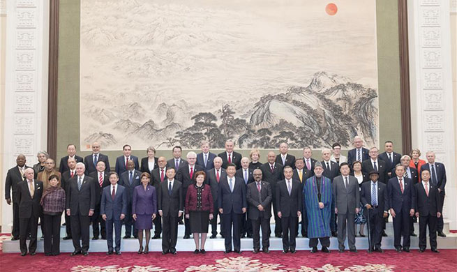 Xi reiterates China's adherence to multilateralism, opening-up