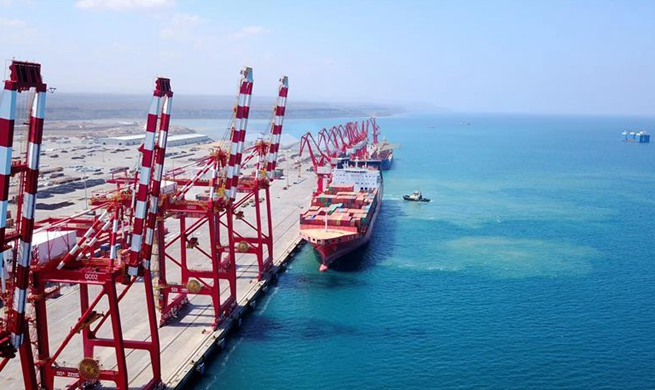 China-Djibouti cooperation projects contribute to promoting bilateral economic, trade cooperation