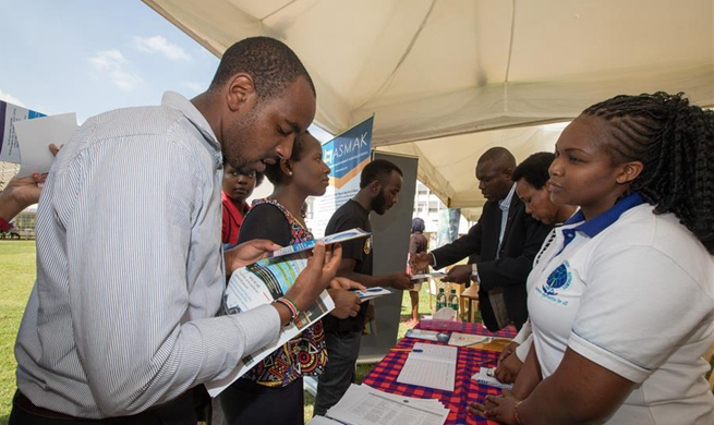 Feature: Chinese firms resonate with Kenyan youth in search of career mobility