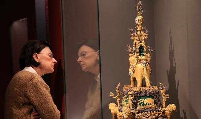 "Exhibition ""From the Forbidden City: The imperial apartments of Qianlong"" held in Athens"