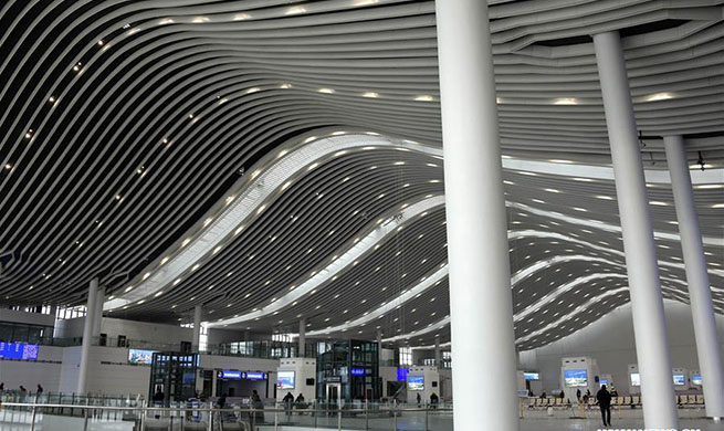 Qingdaoxi Railway Station in China's Shandong to come into use on Dec. 26
