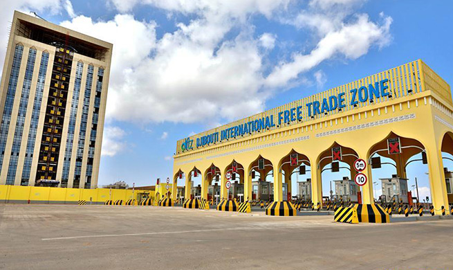 Xinhua Headlines: Chinese-built industrial parks, free trade zones provide new industrialization momentum across Africa