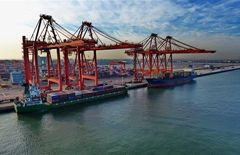 Ports in China's Hebei handle 1.156 billion tonnes of cargo in 2018