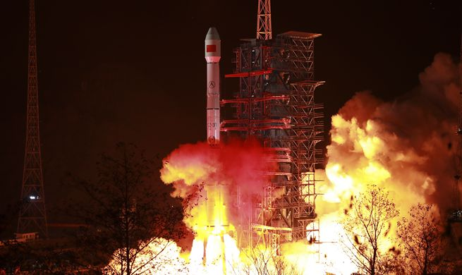 China launches Zhongxing-2D satellite