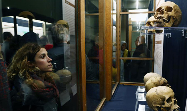 "Egyptian Museum holds exhibition ""Rediscovering the Dead"""