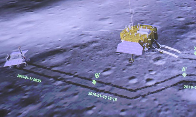 China declares Chang'e-4 mission complete success