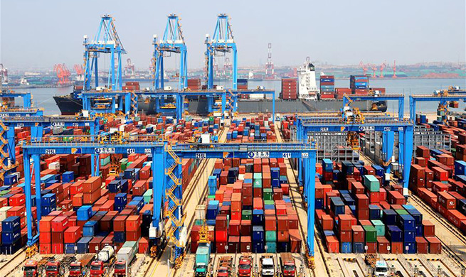 China's foreign trade hits historic high in 2018