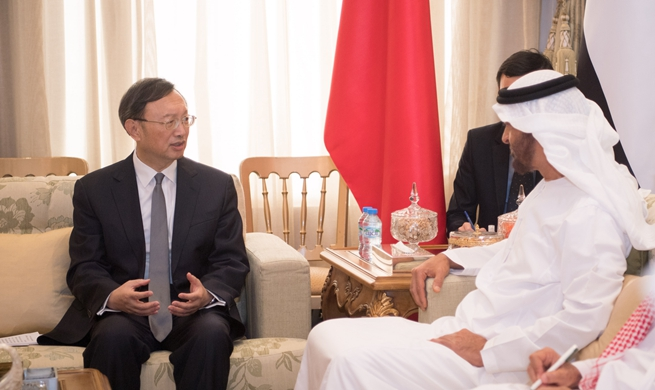 China, UAE to cement bilateral cooperation, promote BRI