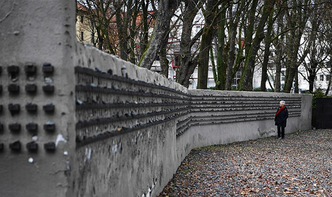 Int'l Holocaust Remembrance Day marked in Frankfurt, Germany