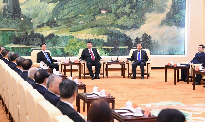 Xi extends Spring Festival greetings to non-Communist parties, personages