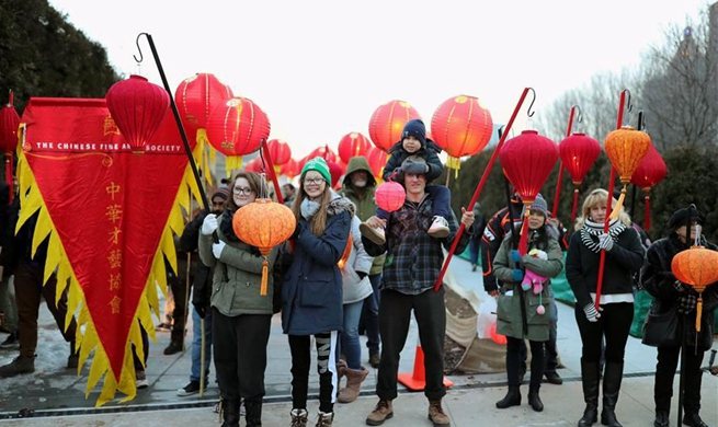 Citywide celebrations of Chinese Lunar New Year continue in Chicago