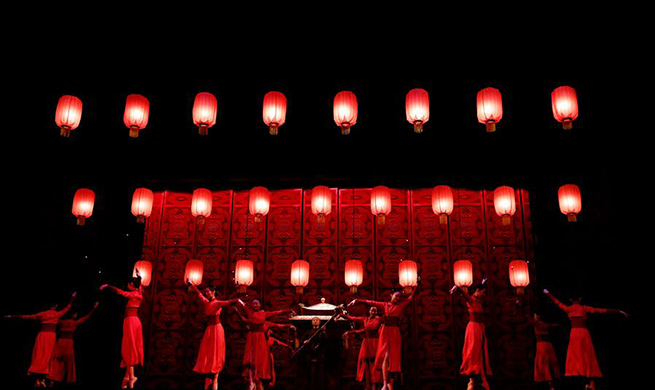 """Raise the Red Lantern"" ballet returns to Kennedy Center for Spring Festival"
