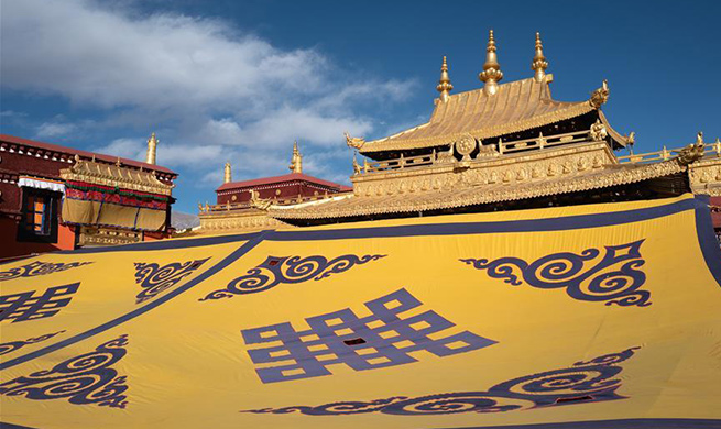 Tibetan New Year celebrated in SW China's Tibet