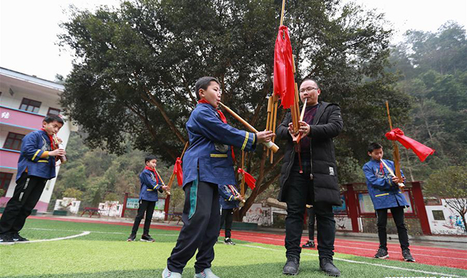 Shuiwei Township committed to promoting cultures of Shui ethnic group