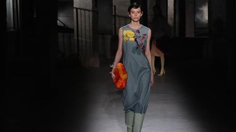 Paris Fashion Week: Dries Van Noten Fall/Winter 2019/2020 ready-to-wear collection