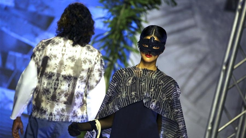 Highlights of annual Colombo Fashion Week in Sri Lanka
