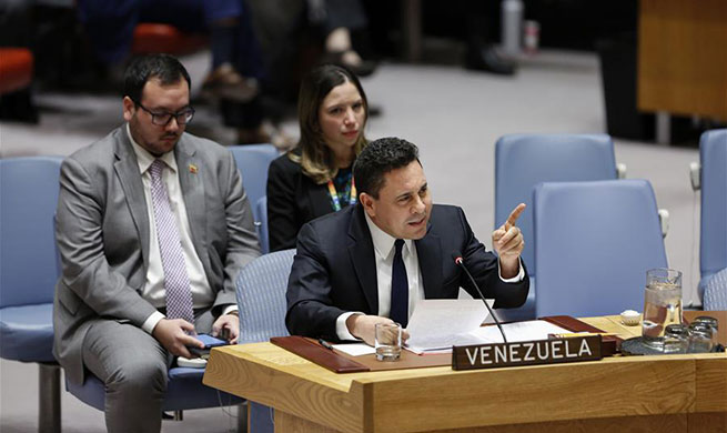 UN Security Council rejects U.S., Russian resolutions on Venezuela