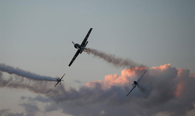Highlights of Australian Int'l Airshow